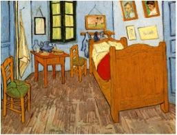 "Van Gogh, Chambre - Arles"""