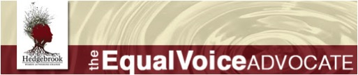 EQUAL VOICE LOGO