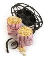 POPCORN & FILM REEL