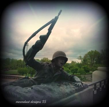 normandy memorial