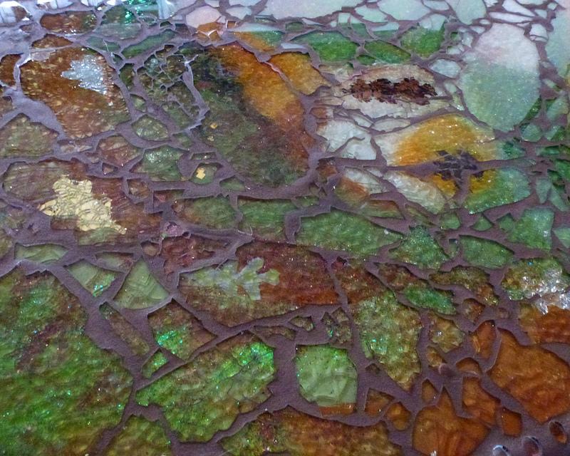 Moonfish Artworks Mosaic Table 3