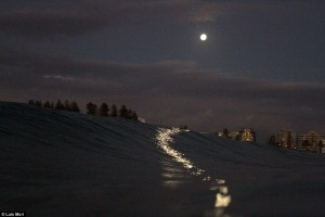 Night Surfing by Luis Mori