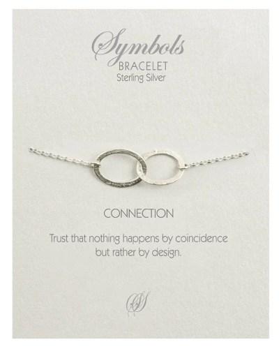 Connection Bracelet Sterling Silver