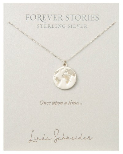 Forever Stories World Necklace