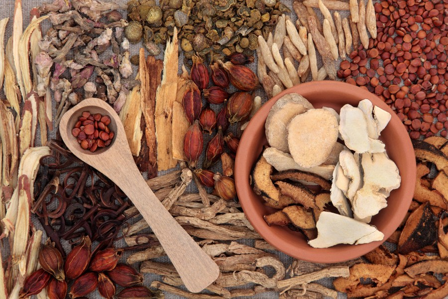 Medicine Herbs used in Ayurvedic medicine