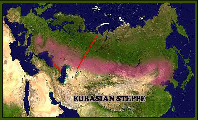 Eurasian Steppe
