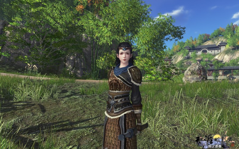 les identité du jianghu - armor escort (3)