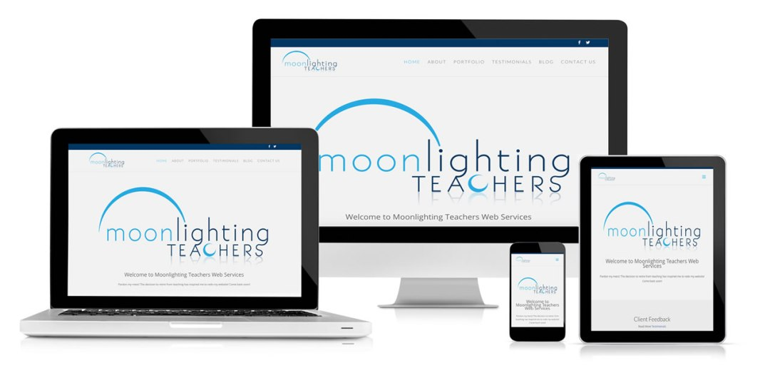 Moonlighting Logos in Devices