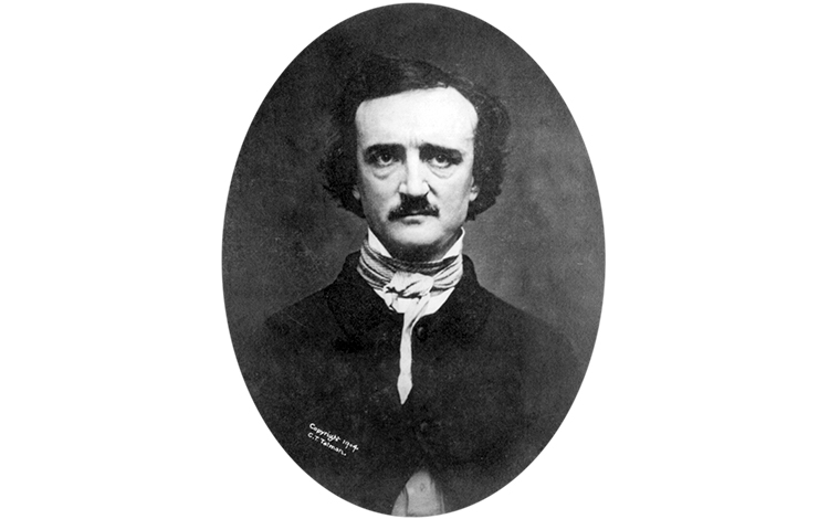 Edgar A. Poe, rest in peace