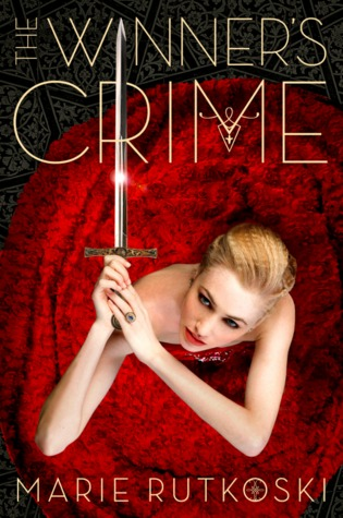 ARC Book Review: The Winner's Crime by Marie Rutkoski