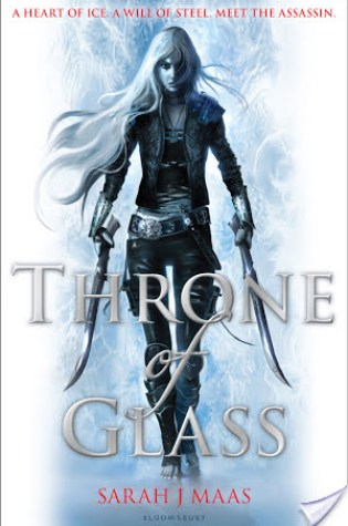 ARC Book Review: Throne of Glass by Sarah J Maas