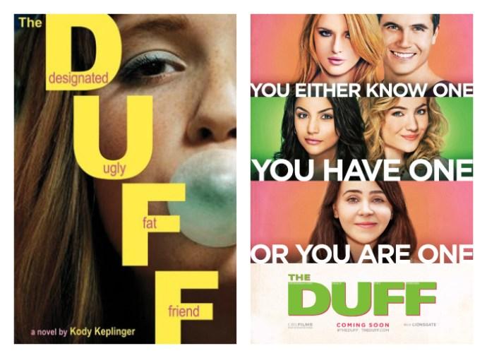 the duff book film