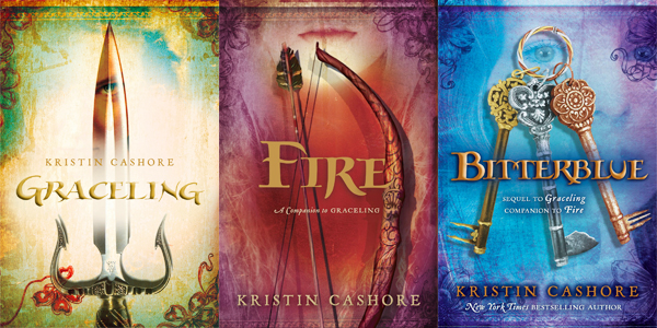 graceling realms covers