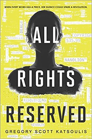 All Rights Reserved (Word$ #1) by Gregory Scott Katsoulis