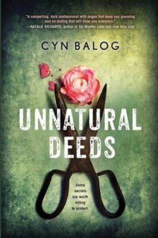 Unnatural Deeds by Cyn Balog