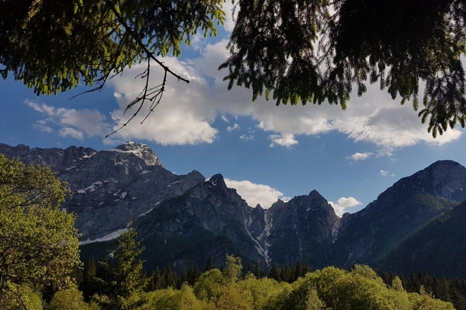 Il Friuli Venezia Giulia la mia regione