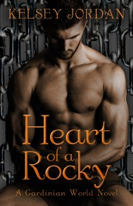Heart of a Rocky ebook Cover