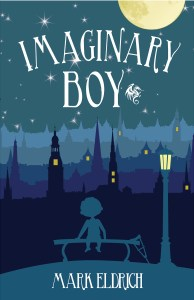 Imaginary Boy Cover