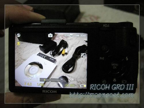 Ricoh GRD3