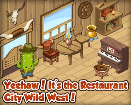 Restaurant City Cowboy