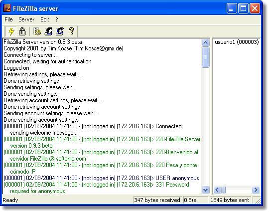 filezilla-server