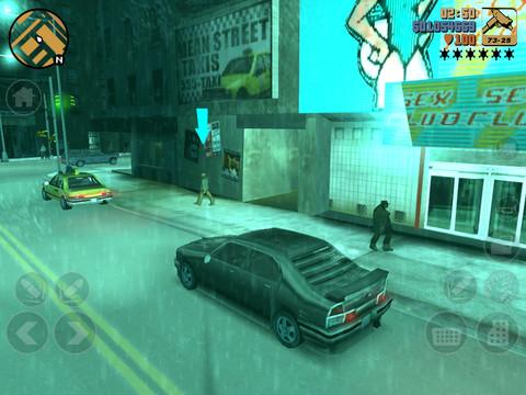 [限時特價]俠盜獵車手3手機版下載 電腦遊戲強作GTA3登陸手機