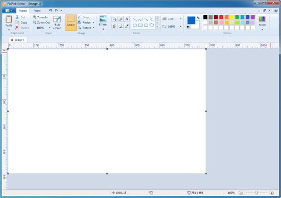 螢幕截圖軟體 picpick中文版