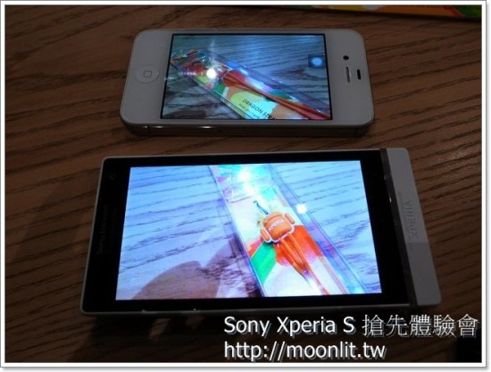 Sony Xperia S 超日系質感 Android 旗艦智慧型手機搶先體驗會