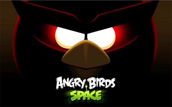Angry Birds Space 2012 | 生氣鳥太空版 3/22 開放下載