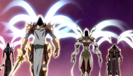 Diablo III: Wrath 暗黑破壞神3官方影片卡通動畫先解解饞吧!