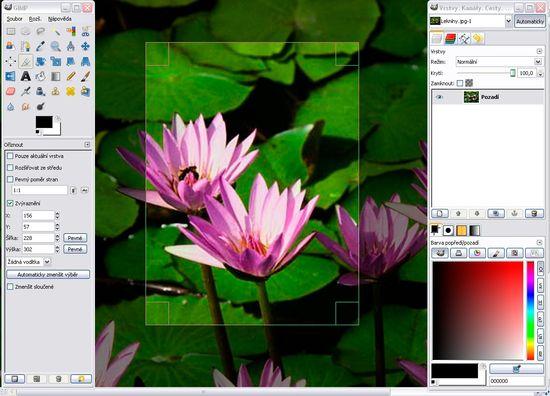Photoshop替代軟體 gimp中文下載點