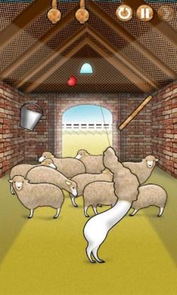 努力的讓羊感到羞耻吧 Android 趣味遊戲一枚