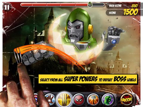 Marvel KAPOW! HD 超級英雄防衛戰限時免費下載