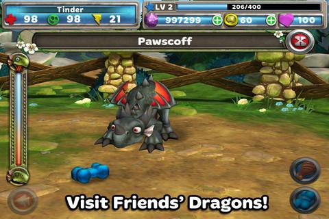 my dragon 養龍遊戲 for iOS