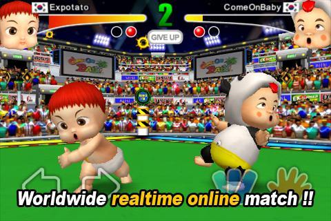 寶貝兒來吧!(Come on Baby!) 大型電玩移植手機大作