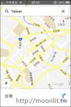 iphone google map app 正式上線 iOS 的地圖救世主