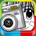 製作漫畫特效的手機相機app - Otaku Camera 宅相機