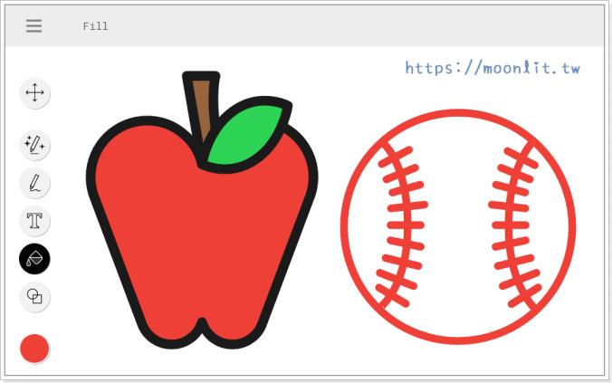 Google AutoDraw 線上智慧繪畫輔助服務