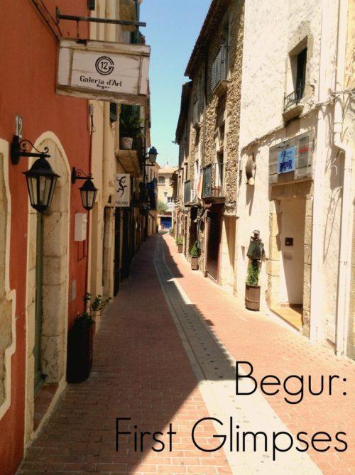 Begur, Costa brava, things to do in Begur, Moonlitekingdom, Spain
