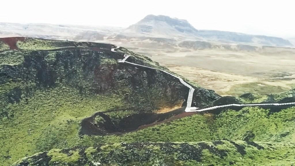 day trips from Reykjavik, iceland, iceland travel, moonlitekingdom, stykkisholmur, snaefellsness , grabok crater