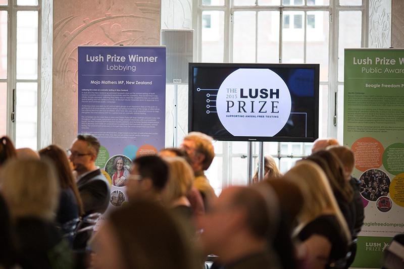 Lush Prize 2015