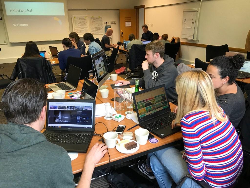 environmental scientist phd students at InfoHackit
