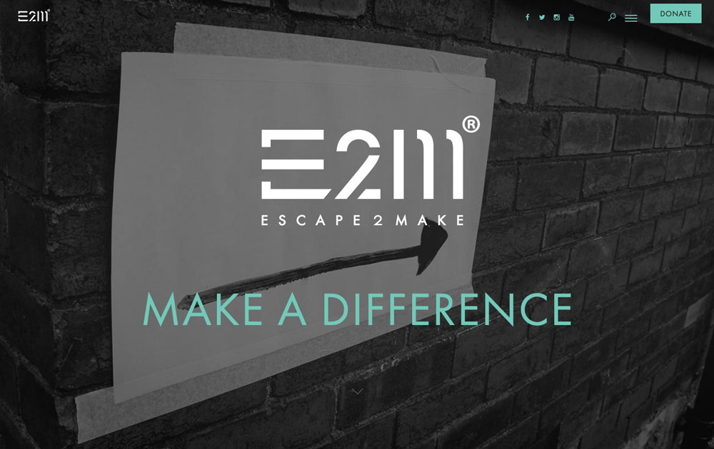 Escape2Make (E2M)