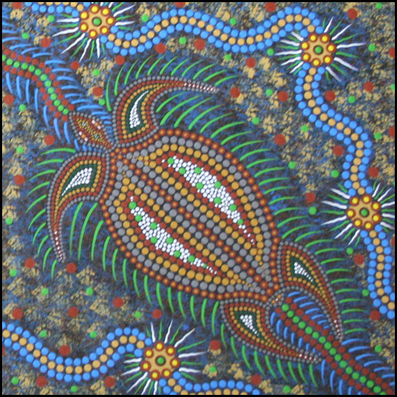 Aboriginal Dreamtime Art Symbols