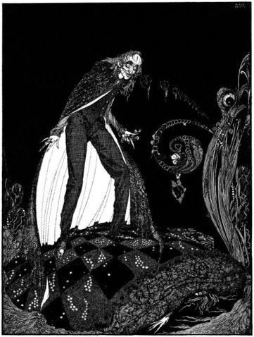Harry Clarke the tell tall heart