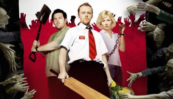 Shaun of the dead 5 funny zombie movies