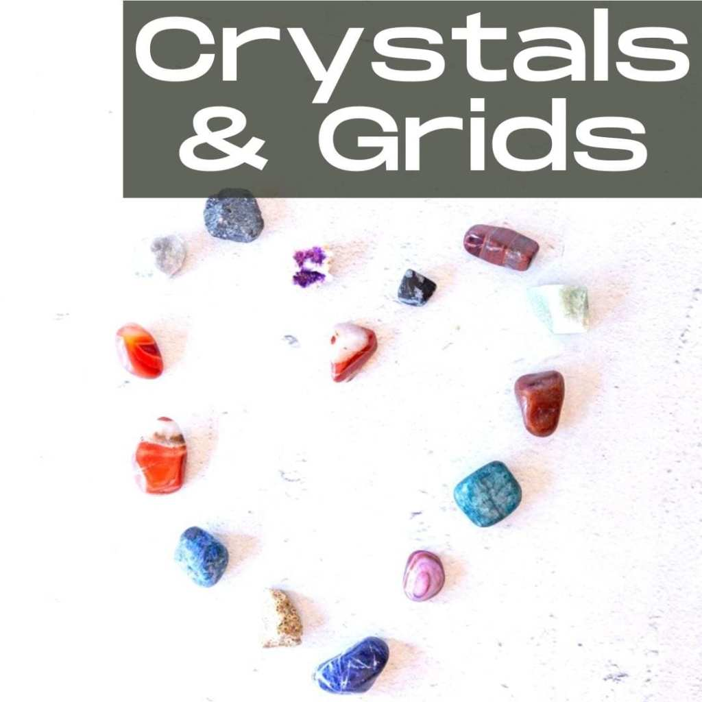 crystals and crystal grids category - click for posts