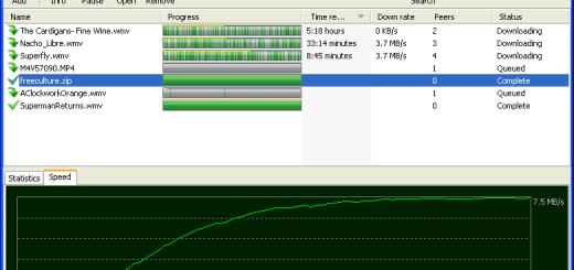 bt下載工具 BitTorrent