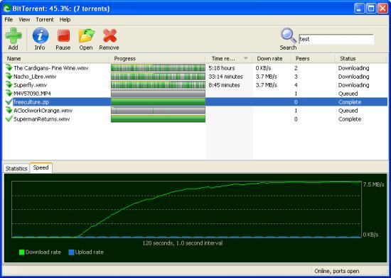 bt下載工具 BitTorrent繁體版下載