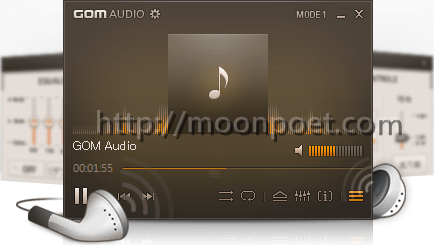 音樂播放器 GOM Audio Player